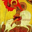 Sfantul Mare Mucenic Gheorghe sarbatorit in Biserica Ortodoxa