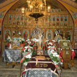 Interiorul bisericii